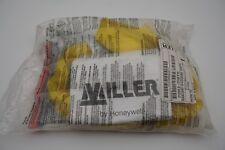 Miller by Honeywell 216Wls-Z7/6Ftyl Manyard Yellow 6ft Shock-Absorbing Lanyard