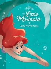 The Little Mermaid: The Story of Ariel-ExLibrary