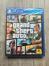 New listing Grand Theft Auto V (Sony PlayStation 4, 2014) Brand New Sealed! Fast Shipping!