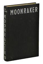 Moonraker ~ IAN FLEMING ~ First UK Edition ~ 1st Printing 1955 James Bond 007