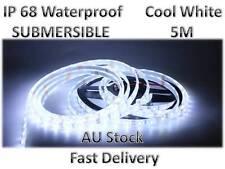 IP68 Waterproof 12V Cool White 5M 2835 SMD 300 LED Strips Led Strip Lights Pool