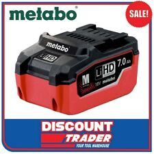 Metabo 18V Lithium-Ion 7.0Ah LiHD Technology Ultra M Battery 625345000 - 6.25345