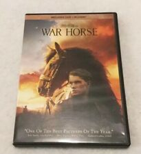 War Horse Blu-ray And DVD 2012 2-Disc Set