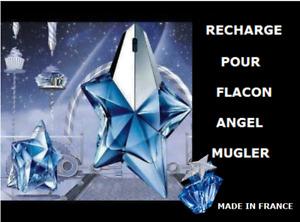 Recharge pour Flacon ANGEL MUGLER  25ml + 5 ml Offert Livraison incluse