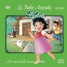 DVD + CD Canzoncine Per Bambini e Fiaba Animata di Heidi De Agostini