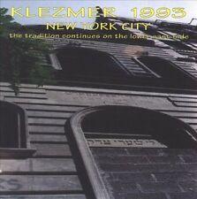 Klezmer-Klezmer 1993  CD NEW