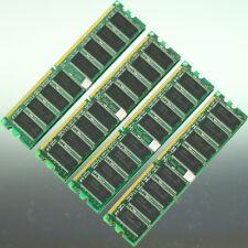 4GB 4x1GB PC2100 DDR266 Low-Density MEMORY For Dell,HP,IBM,ASUS,MSI desktop ram