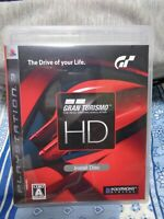 Gran Turismo HD Install Disc BRAND NEW SEALED for Sony Playstation 3 ORIGINAL