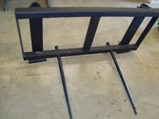 """Hay Bale Stacker Westendorf 2 Spear with 39"""" Long Spikes"""