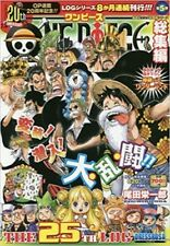 ONE PIECE OMNIBUS THE 25TH LOG Book anime manga Monkey D. Luffy Japan Comic