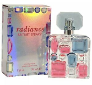 Britney Spears Radiance Perfume 30ml. Rare Discontinued Range. New Sealed