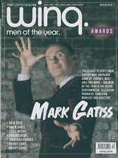 Winq Magazine - Winter 2016/2017 - Mark Gatiss