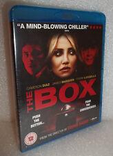 The Box (Blu-ray, 2010) Cameron Diaz - New/Sealed