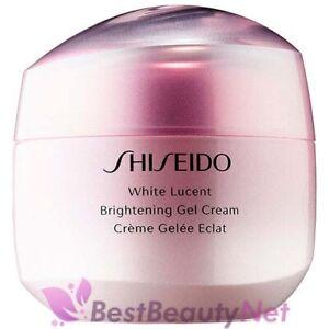 Shiseido White Lucent Brightening Gel Cream 1.7oz / 50ml