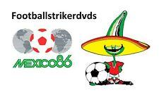1986 World Cup Semi-Final Argentina vs Belgium DVD