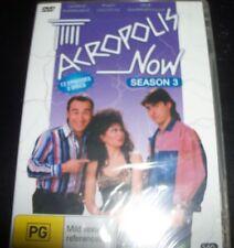 Acropolis Now Season 3 (Mary Coustas) (Australia Region 4) DVD – New