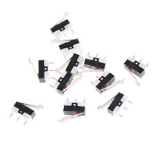 5Pcs AC 125V 1A SPDT Subminiature Micro Lever Switch Mouse SwitchSC