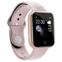 Braccialetto tracker fitness monitoraggio della frequenza cardiaca Smart Watch