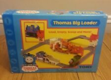 Tomy Thomas & friends tank engine big loader set with box #4519 motorized moving
