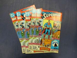 SUPERMAN # 423  vf or better!