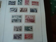 Timbres Poste Neufs 1946-1949 A2