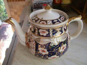 big old teapot