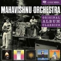 "MAHAVISHNU ORCH. ""ORIGINAL ALBUM CLASSICS"" 5 CD BOX NEU"