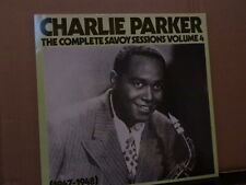 Charlie Parker - Complete Savoy Sessions Vol 4 + Free UK post