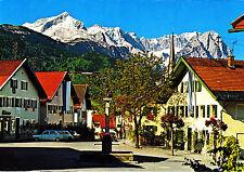Garmisch-Partenkirchen , Alt-Partenkirchen, ungel. Ansichtskarte