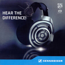 STOCKFISCH | Sennheiser HD 800 - Here The Difference SACD