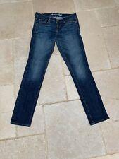 American Eagle Blue Slim Leg Stretch Jeans 10