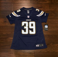 Danny Woodhead Los Angeles Chargers Nike Ladies Limited Jersey. NWT. U PICK SIZE