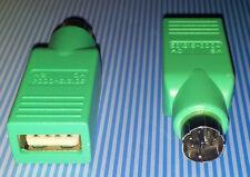 👍👍👍👍 USB Buchse auf PS2 Stecker Maus 👍👍👍👍