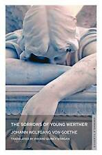 Sorrows of Young Werther by Johann Wolfgang von Goethe (Paperback)