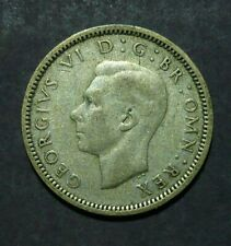 1942 Great Britain Sixpence