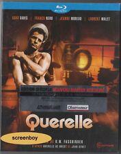 """""""QUERELLE"""" - Fassbinder Klassiker - gay / schwul - BLU RAY - deutscher Ton"""