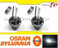 Sylvania HID Xenon D2S Two Bulbs Head Light Plug Play Genuine Replacement DOT