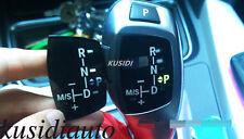 Gear Shift Knob Panel M Emblem Badge Sticker for BMW 1 3 5 6 7 M3 M5 X3 X5 F10