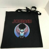 "JOURNEY 2013 Canvas Tote Bag 15"" x 16"" Concert Promotion Licensed Item"