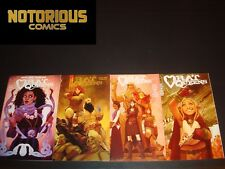 Rat Queens 9 10 11 12 Complete Comic Lot Run Set Image Wiebe Collection