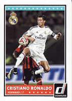 Donruss Soccer 2015 Base Cards 1 to 50 Pick From List