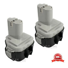2 x 12V Extended 3.0AH Ni-MH Battery for MAKITA 1233 1234 12 Volt Cordless Drill