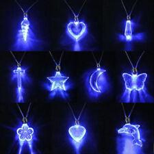 Noël LED bleu Pendentif porte-lumière légère Anniversaire Dancing Party