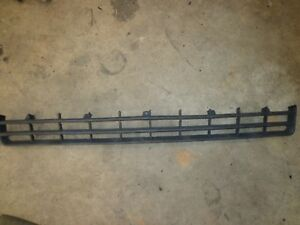Toyota Supra MK3 1986.5-88 Front Lower Grille cracked see pics good replacement