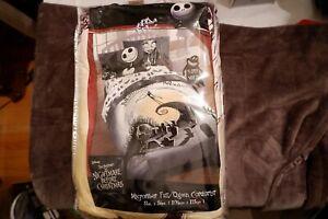 Rare New Nightmare Before Christmas Full/Queen Comforter - Jack Skellington