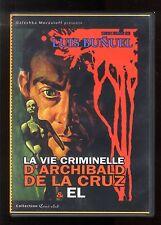 VIE CRIMINELLE D'ARCHIBALD DE LA CRUZ (La) / EL   Luis BUNUEL  DVD ZONE 2