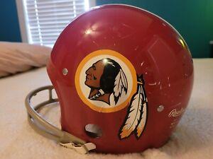 Vintage Rawlings NFL Washington Redskins Replica Helmet 1982 M