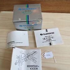 Shimano Aero Side Tab fishing reel box only (lot#8186)