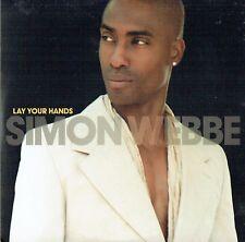 Simon Webbe - Lay your hands - Promo
