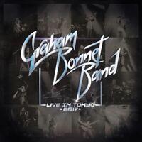 GRAHAM BONNET BAND - LIVE IN TOKYO 2017 (CD+DVD)   CD+DVD NEU